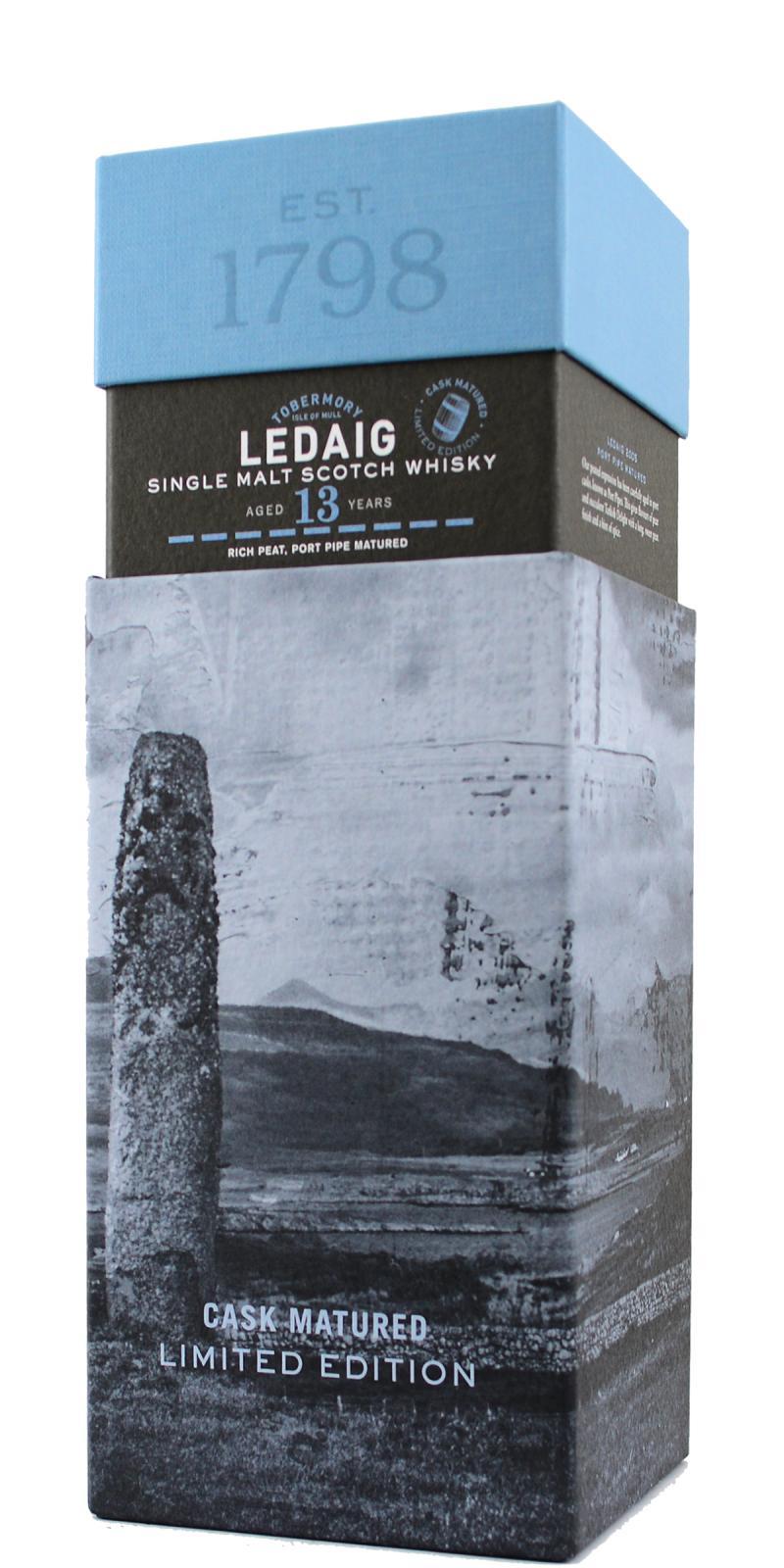 Ledaig 13-year-old