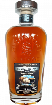 Bunnahabhain 2006 SV