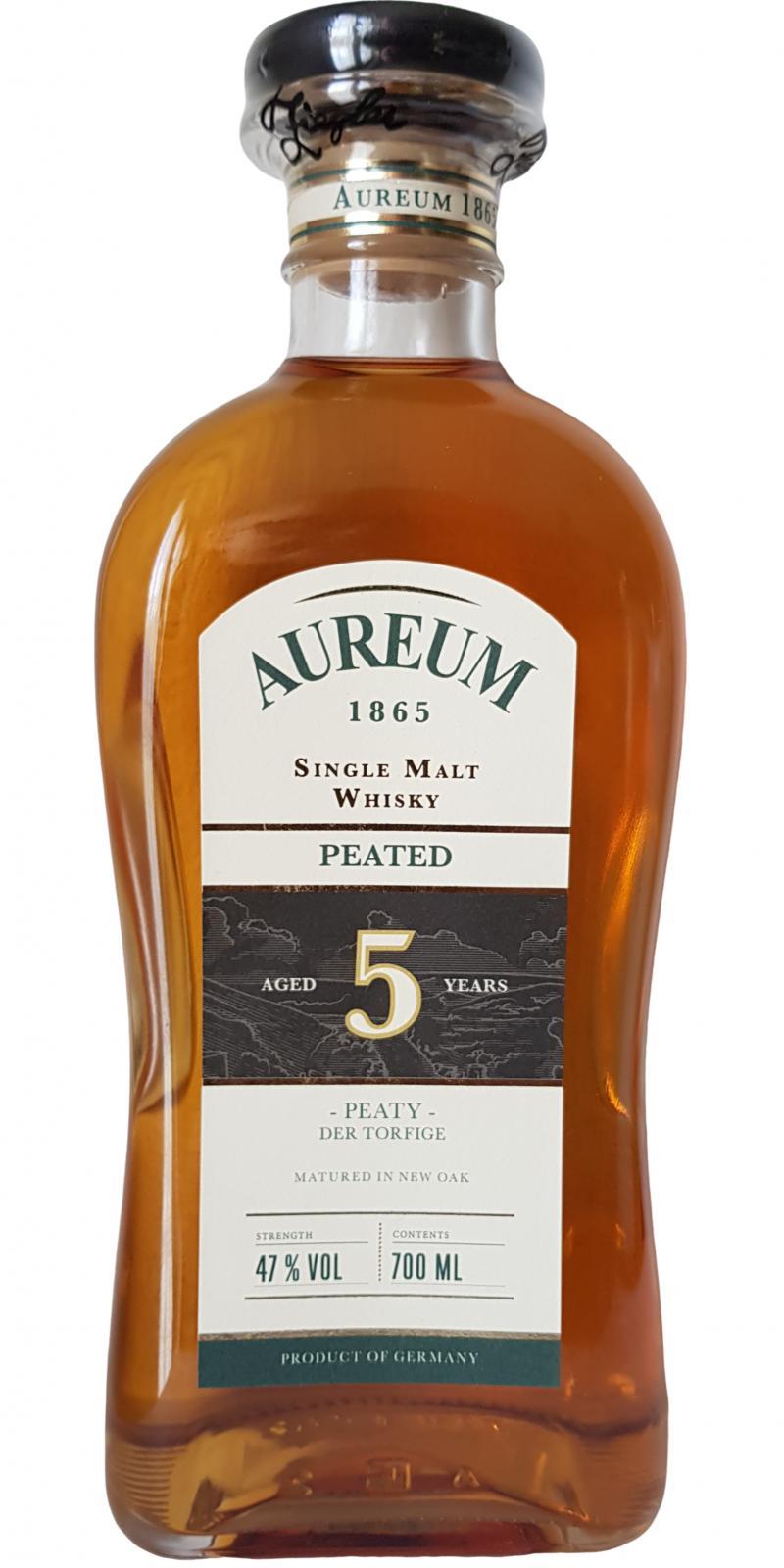 Aureum 1865 Peated