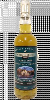 North Irish 1989