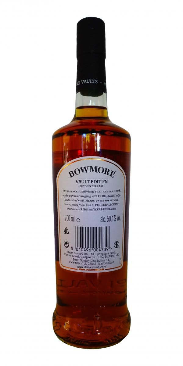 Bowmore Vault Edit1°N