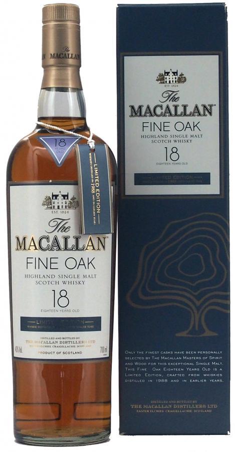 Macallan 1988