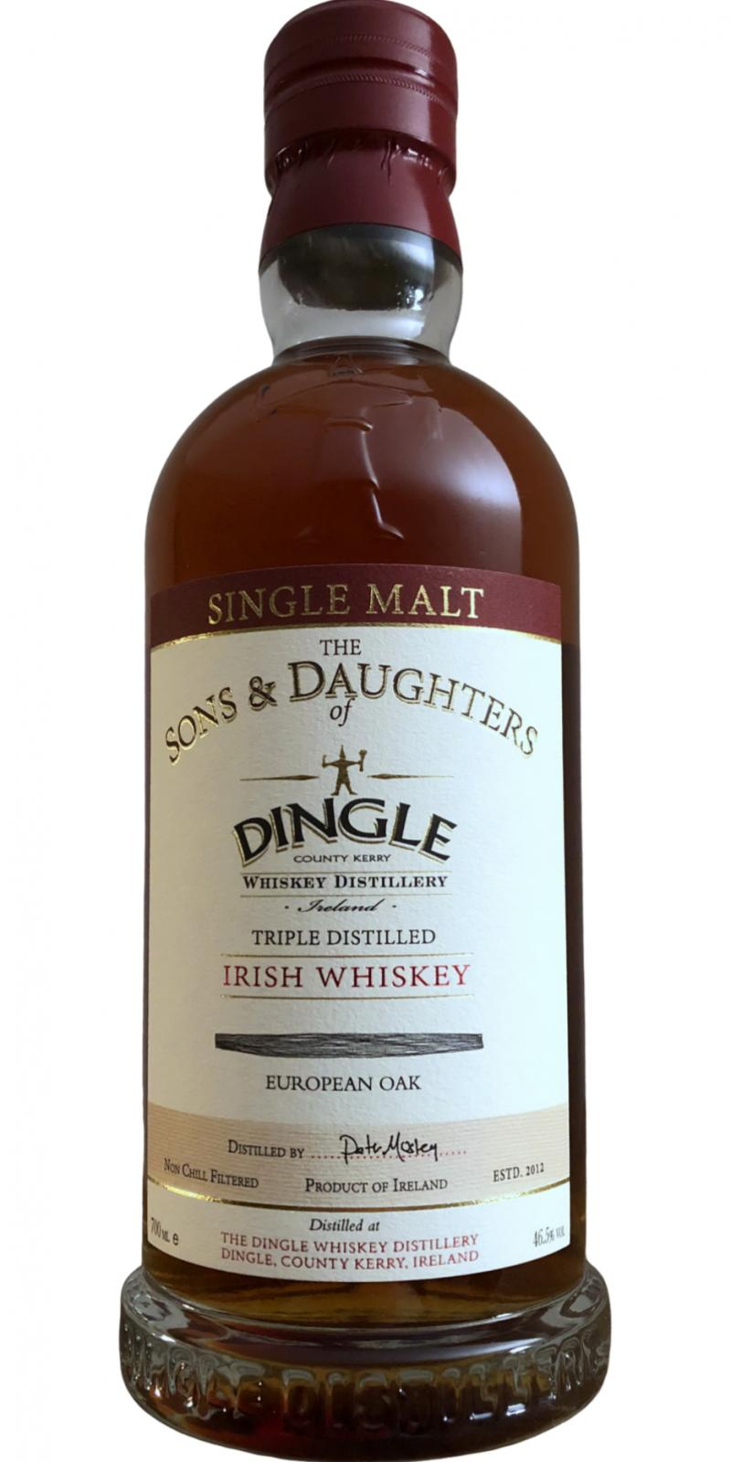 Dingle Irish-Whiskey.de