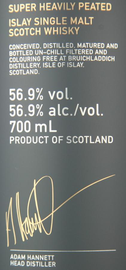 Octomore Edition 10.2 διάλογος / 96.9 ppm