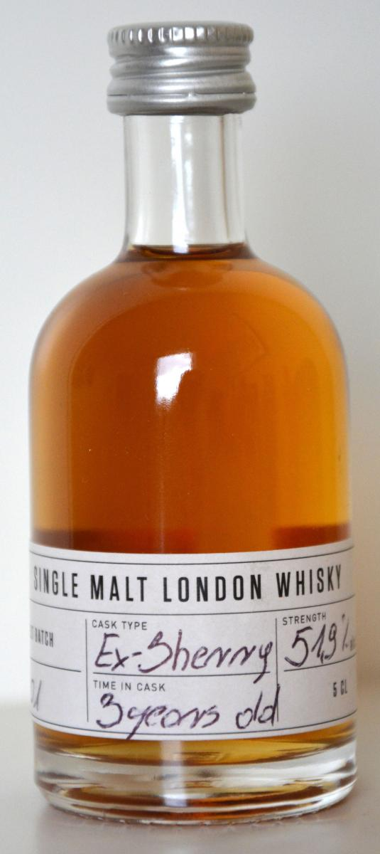 Bimber 2016 Single Malt London Whisky
