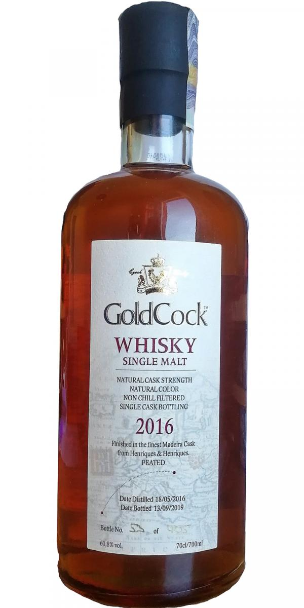 Gold Cock 2016