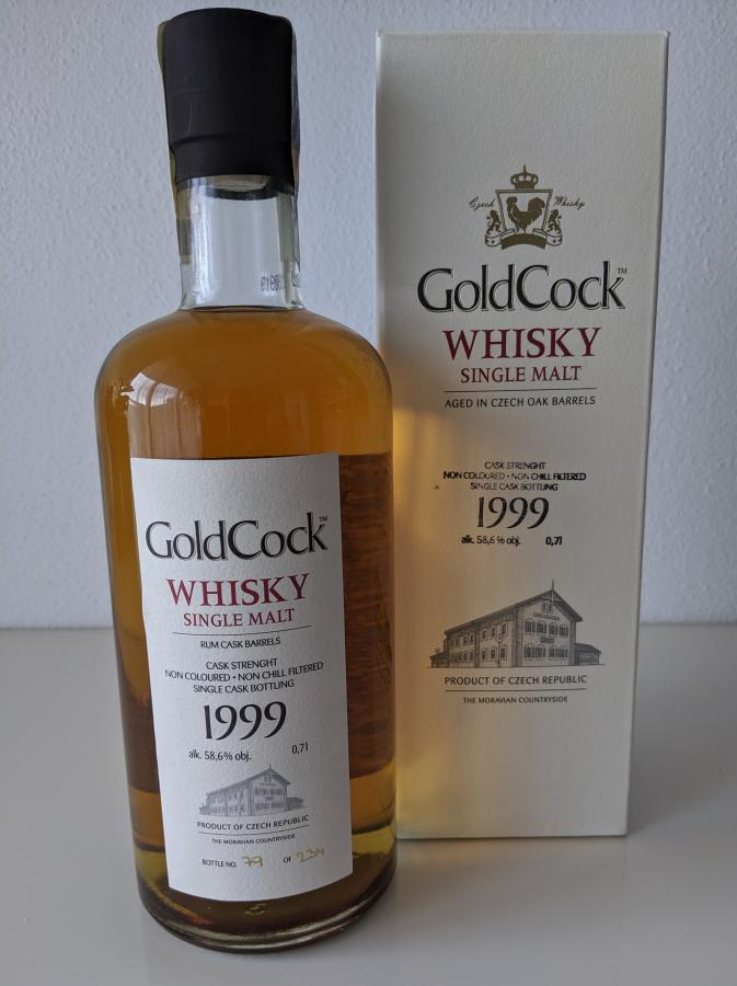 Gold Cock 1999