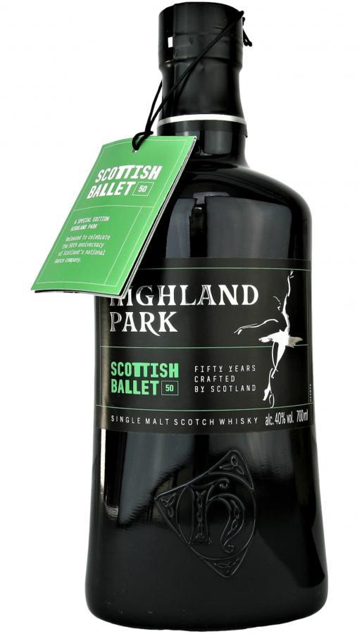 Highland Park Scottish Ballet 50