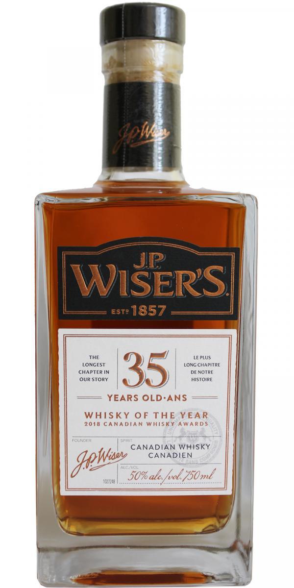 J.P. Wiser's 35-year-old