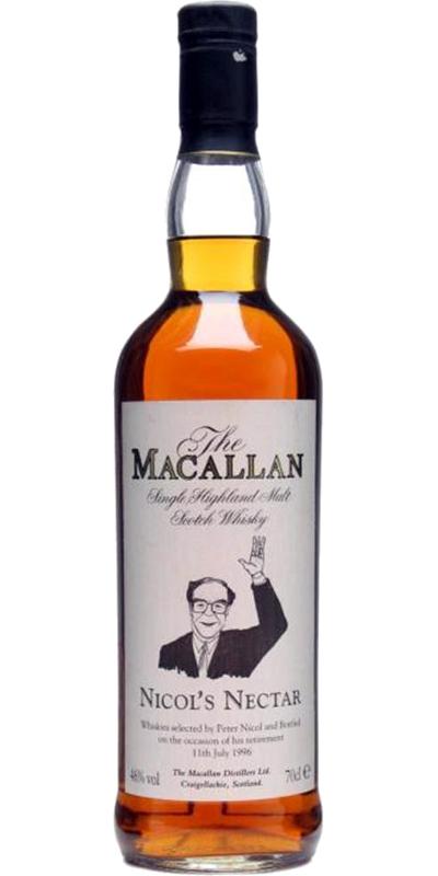 Macallan Nicol's Nectar