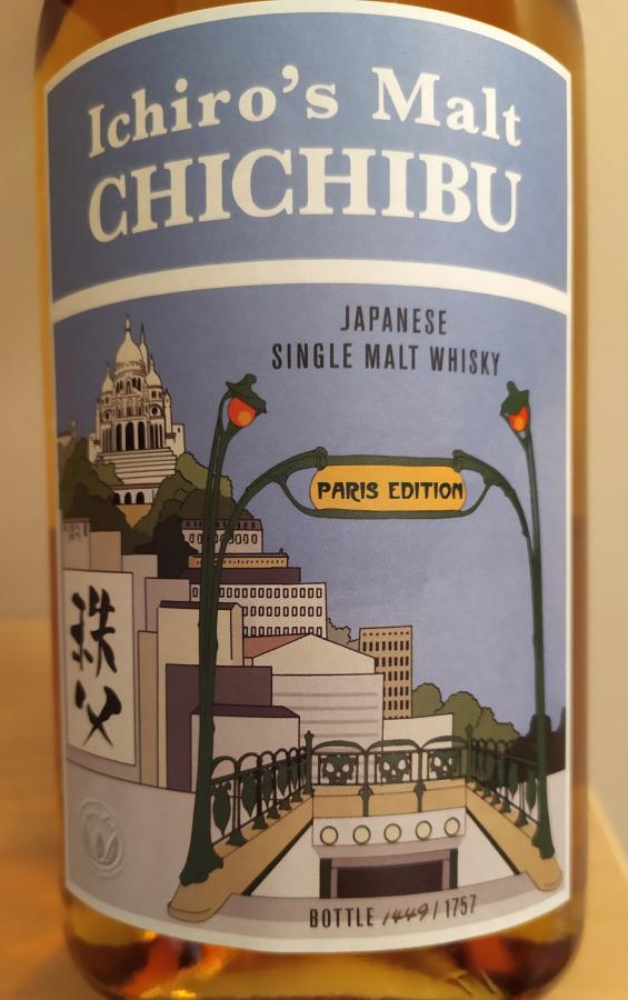 Chichibu Paris Edition 2019