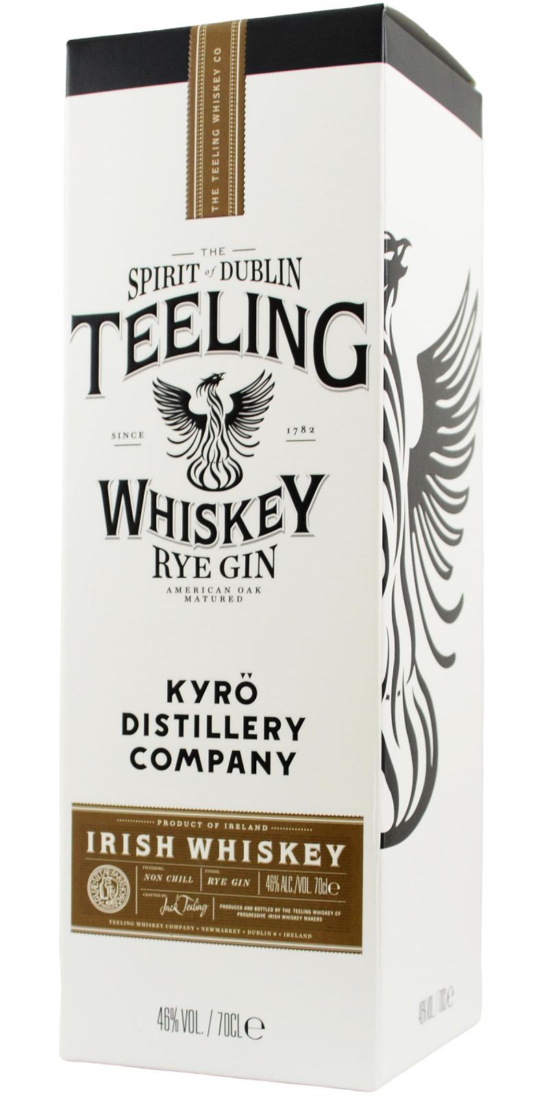 Teeling Rye Gin