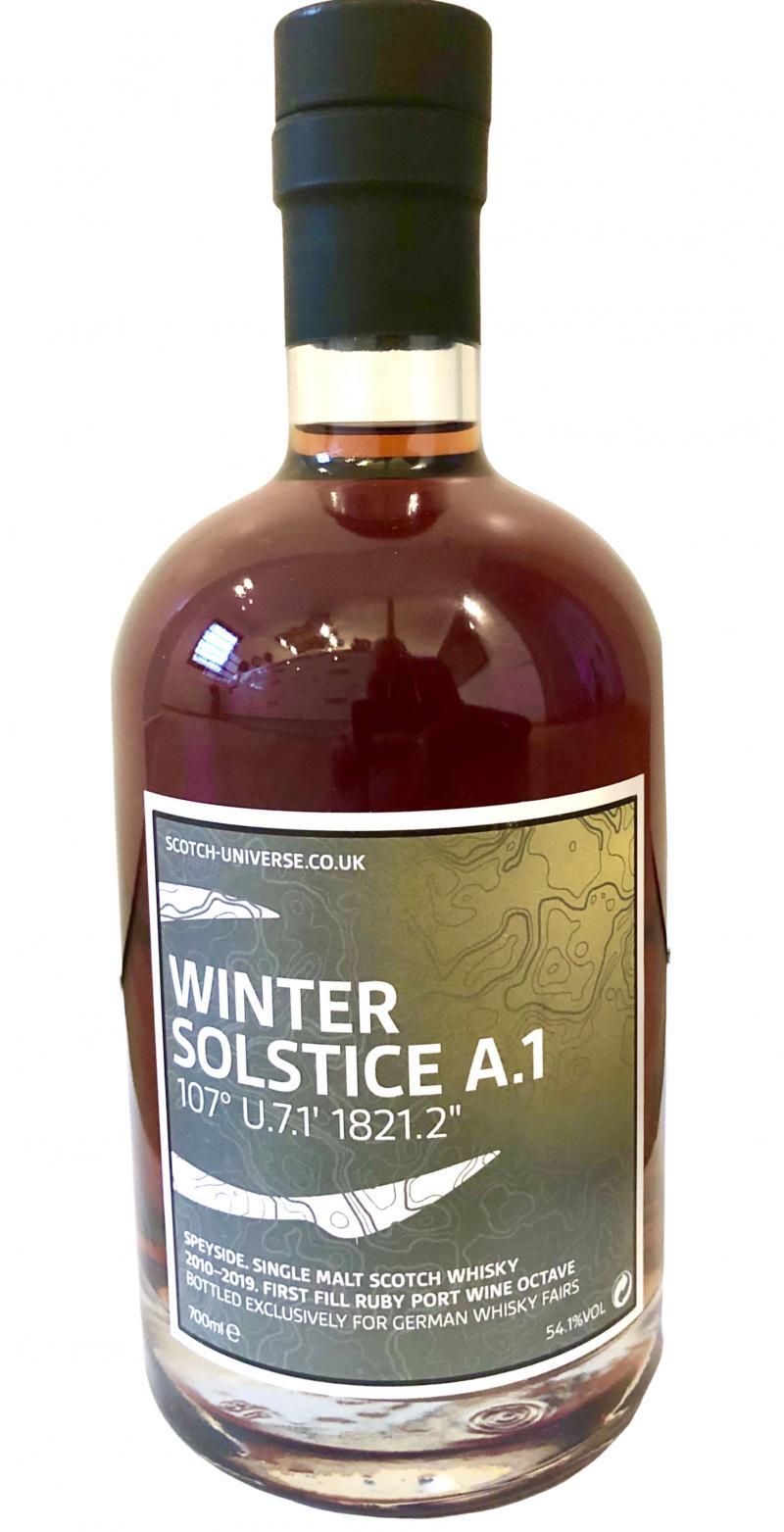 Scotch Universe Winter Solstice A.1 - 107° U.7.1' 1821.2''
