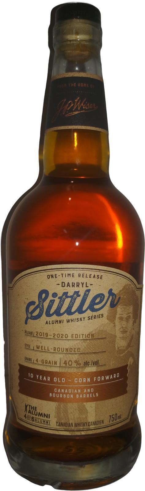 J.P. Wiser's Darryl Sittler