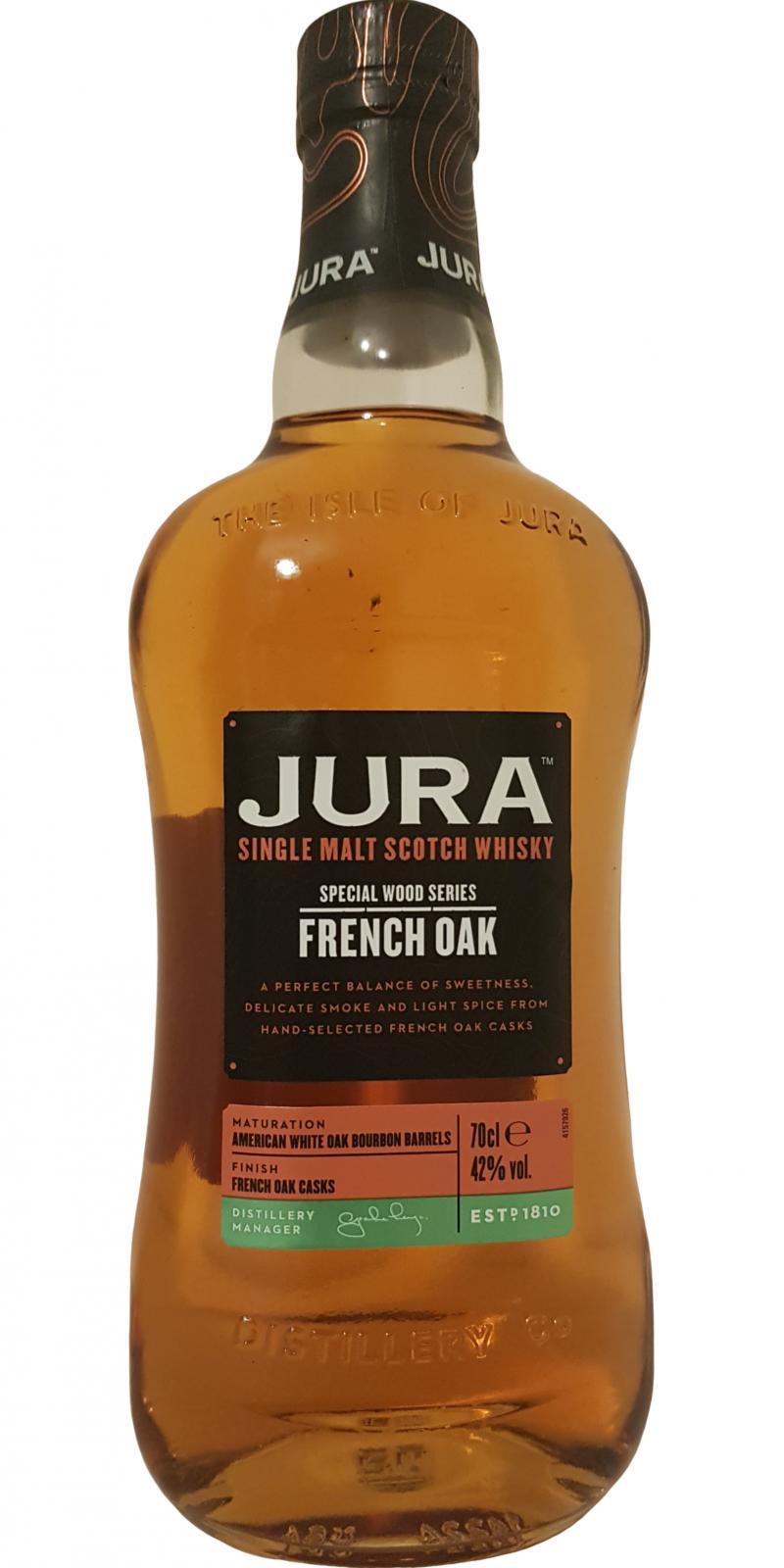 Isle of Jura Special Wood Series - French Oak