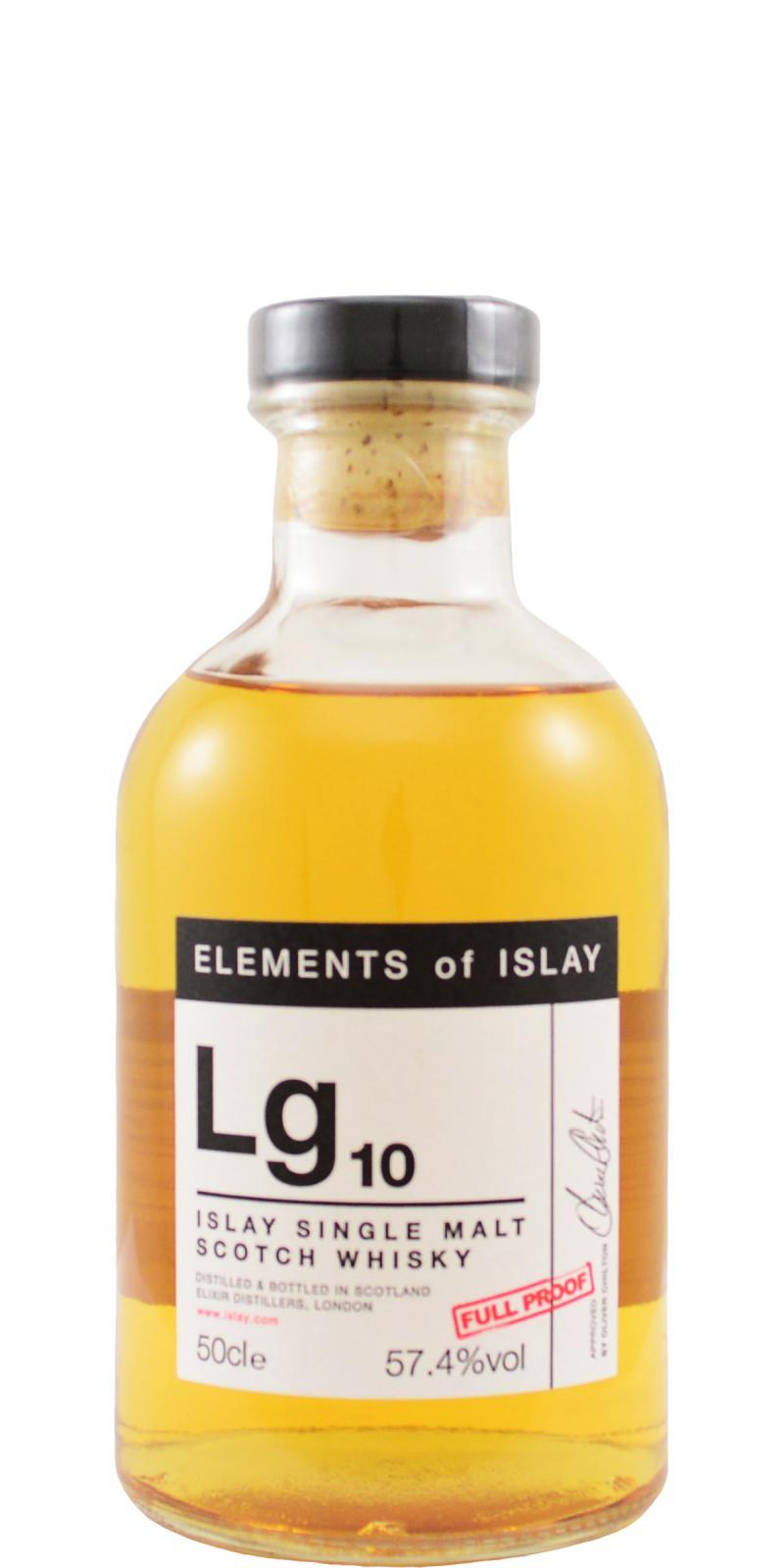 Lagavulin Lg10 ElD
