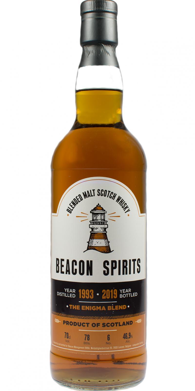 Blended Malt Scotch Whisky 1993 BcS
