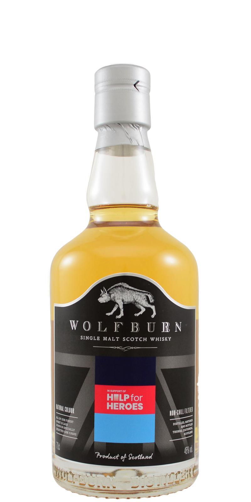 Wolfburn Help for Heroes