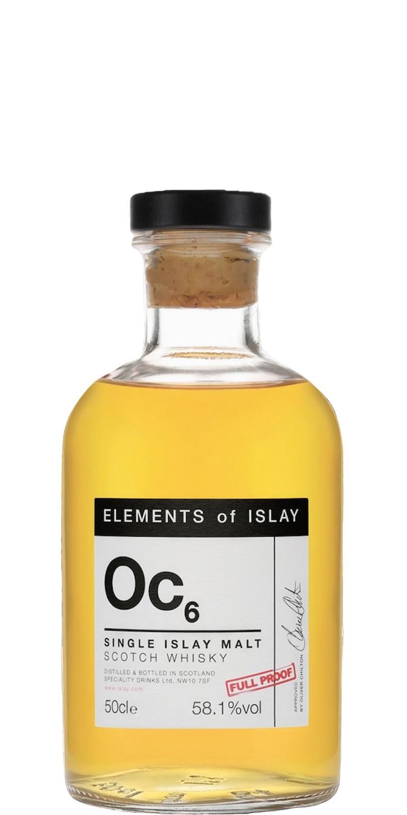Octomore Oc6 ElD