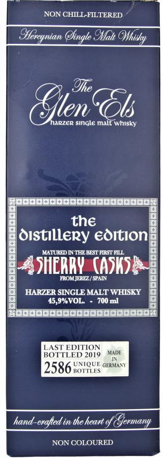 Glen Els The Distillery Edition