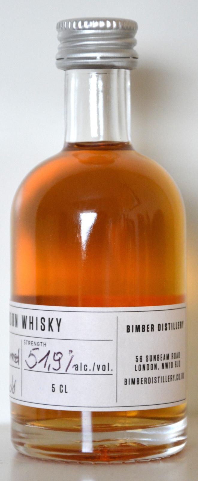 Bimber 2016 Single Malt London Whisky