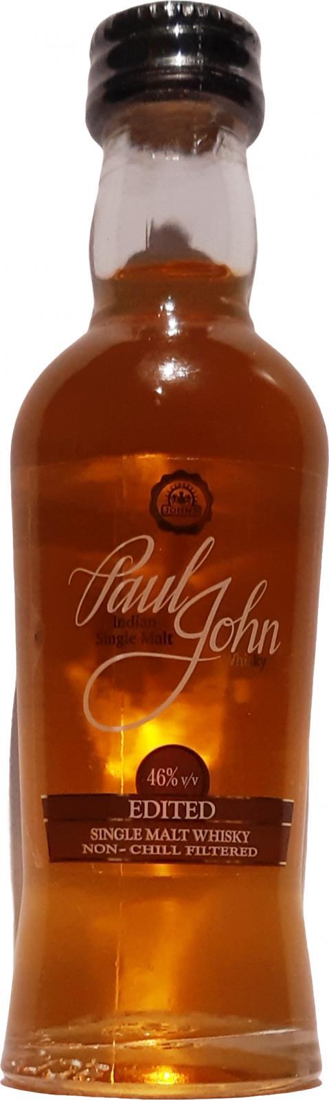 Paul John Edited
