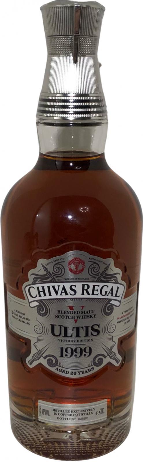 Chivas Regal Ultis 1999 Victory Edition