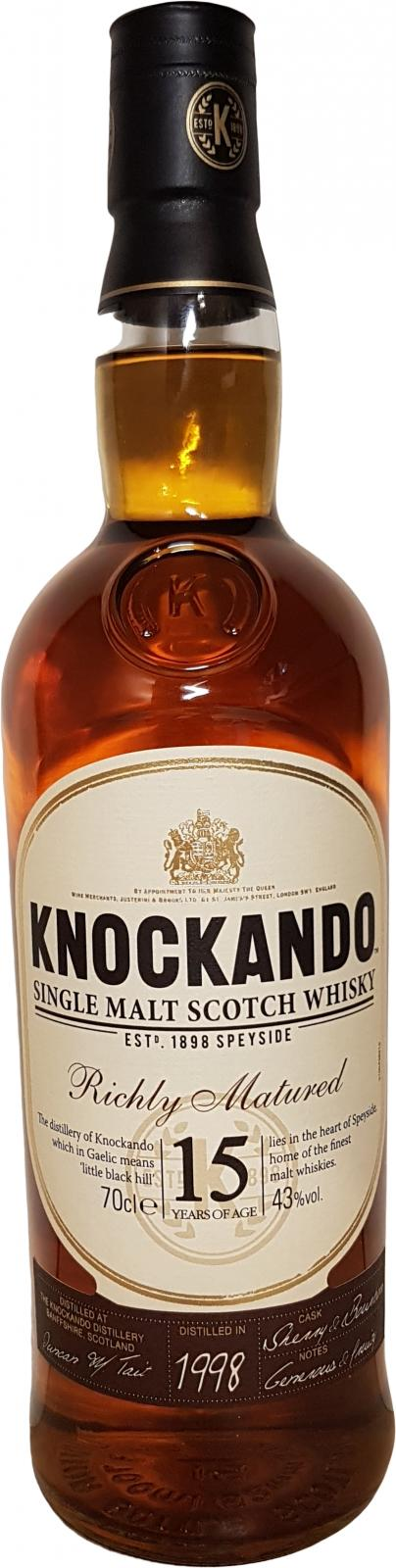 Knockando 1998