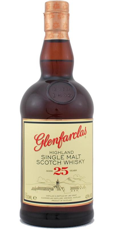 Glenfarclas 25-year-old