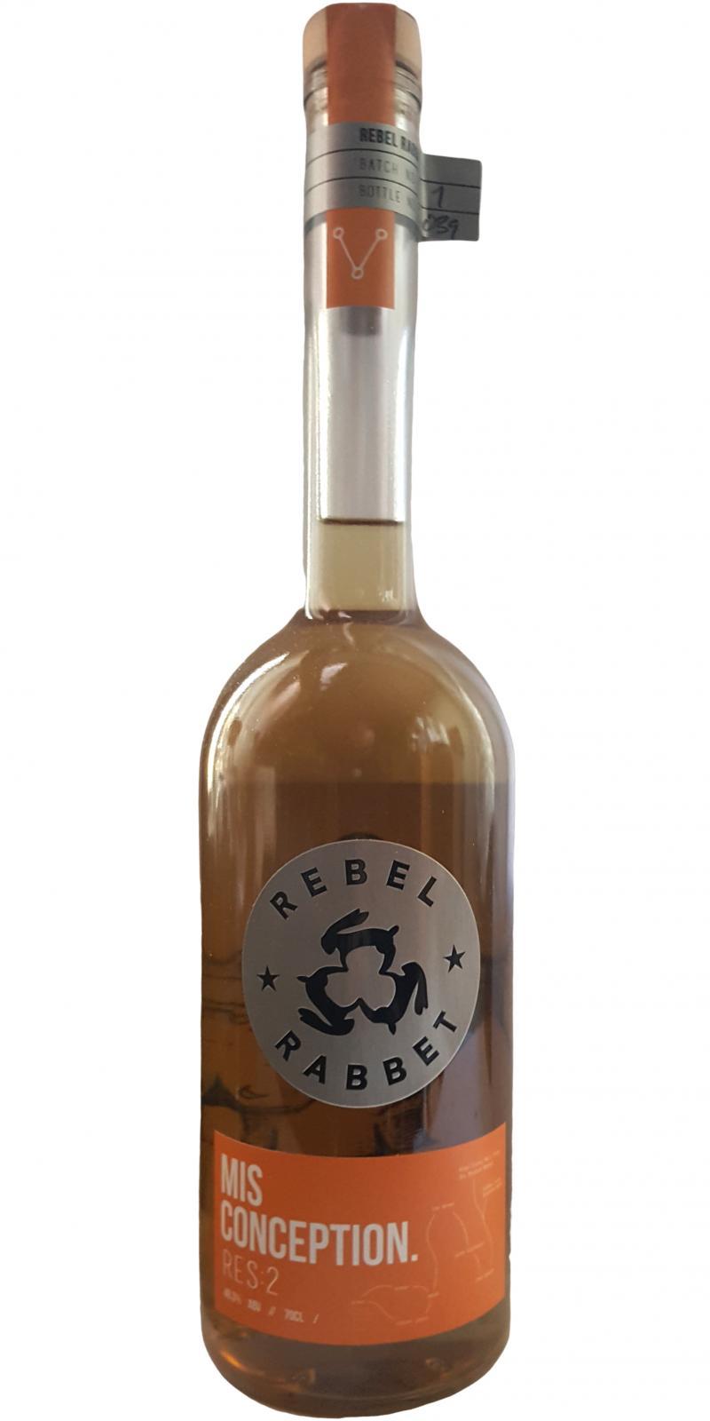 Rebel Rabbet RES2: Misconception