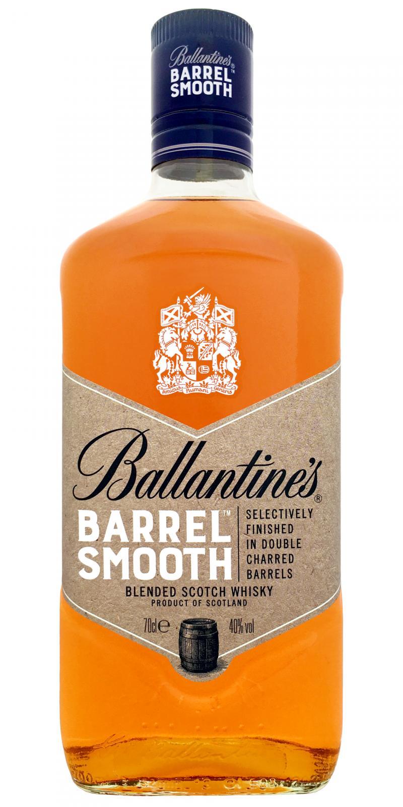 Ballantine's Barrel Smooth