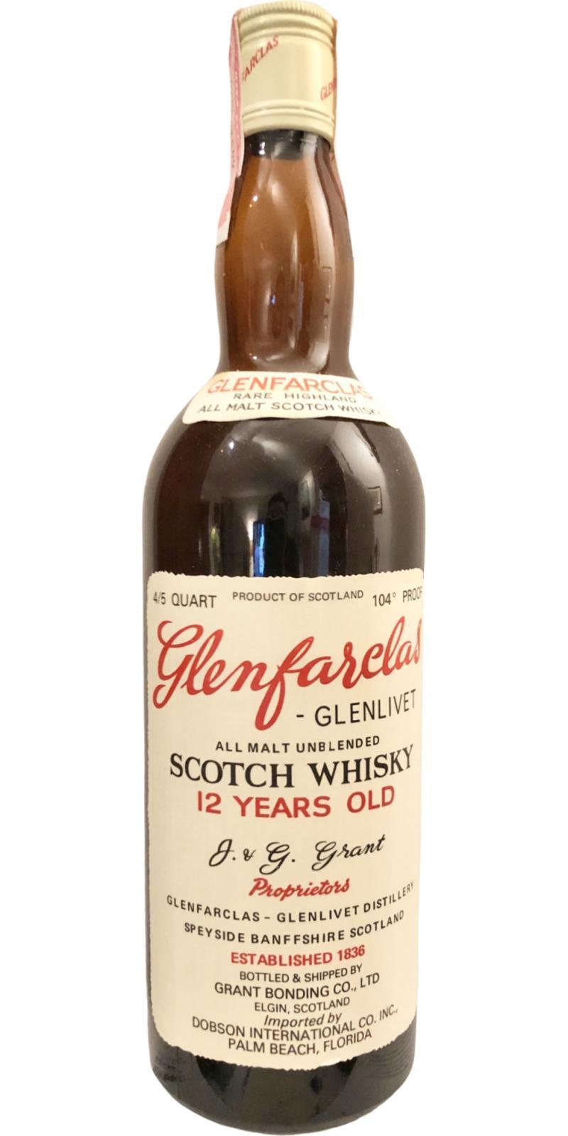 Glenfarclas All Malt Unblended