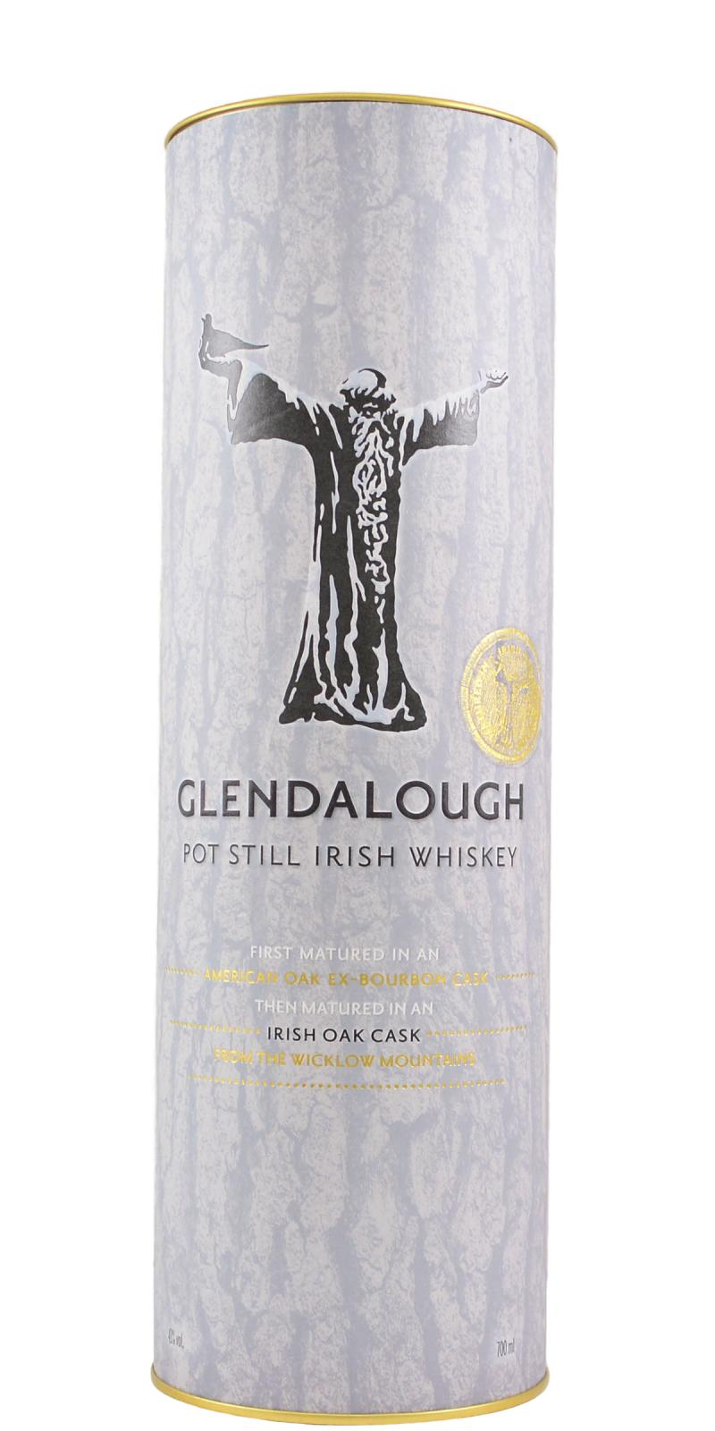 Glendalough Pot Still Irish Whiskey