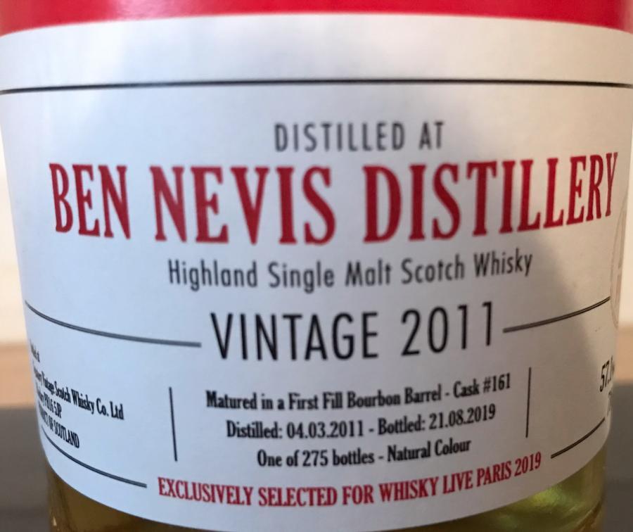 Ben Nevis 2011 SV