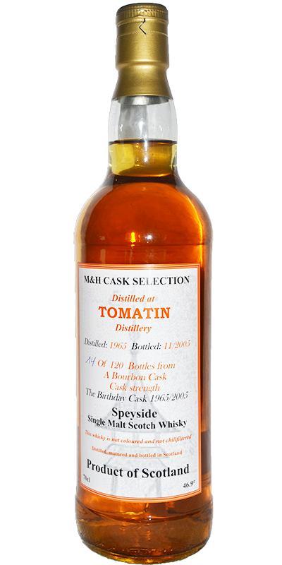 Tomatin 1965 TS