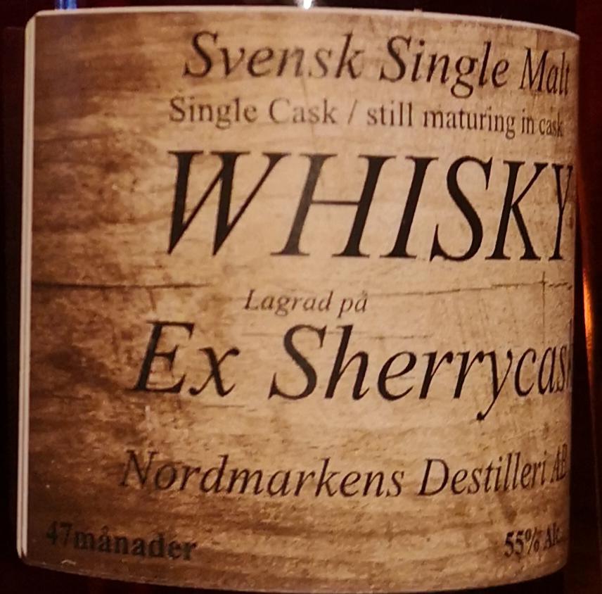 Nordmarkens Ex Sherry