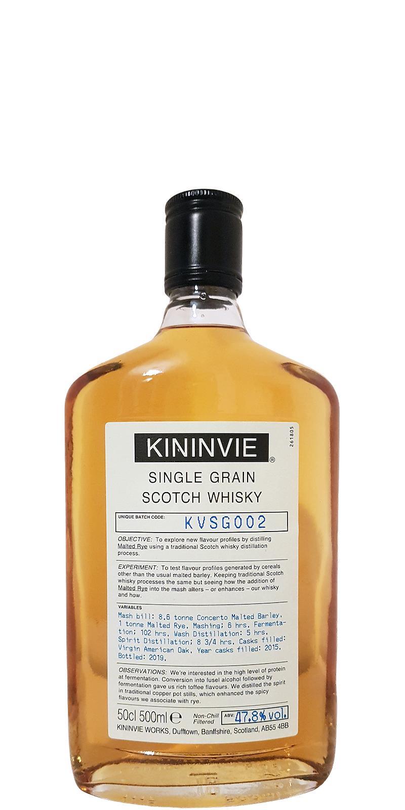 Kininvie KVSG002