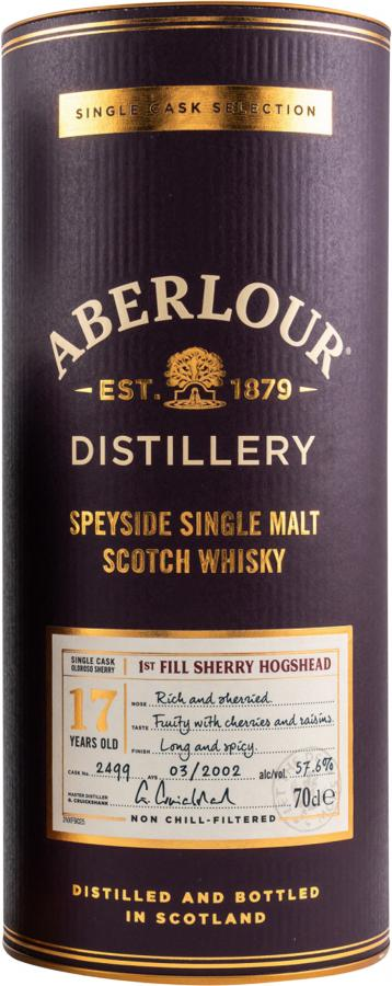 Aberlour 2002