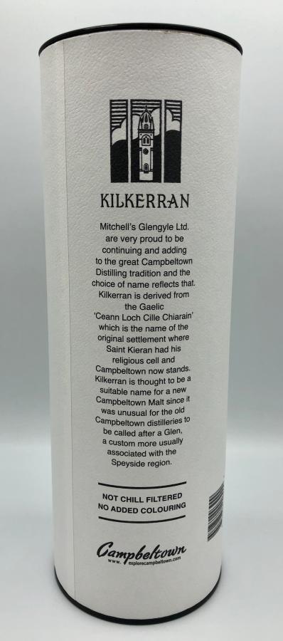 Kilkerran Heavily Peated