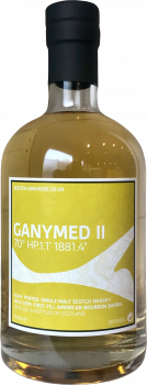 "Scotch Universe Ganymed II - 70° HP.1.1' 1881.4"""