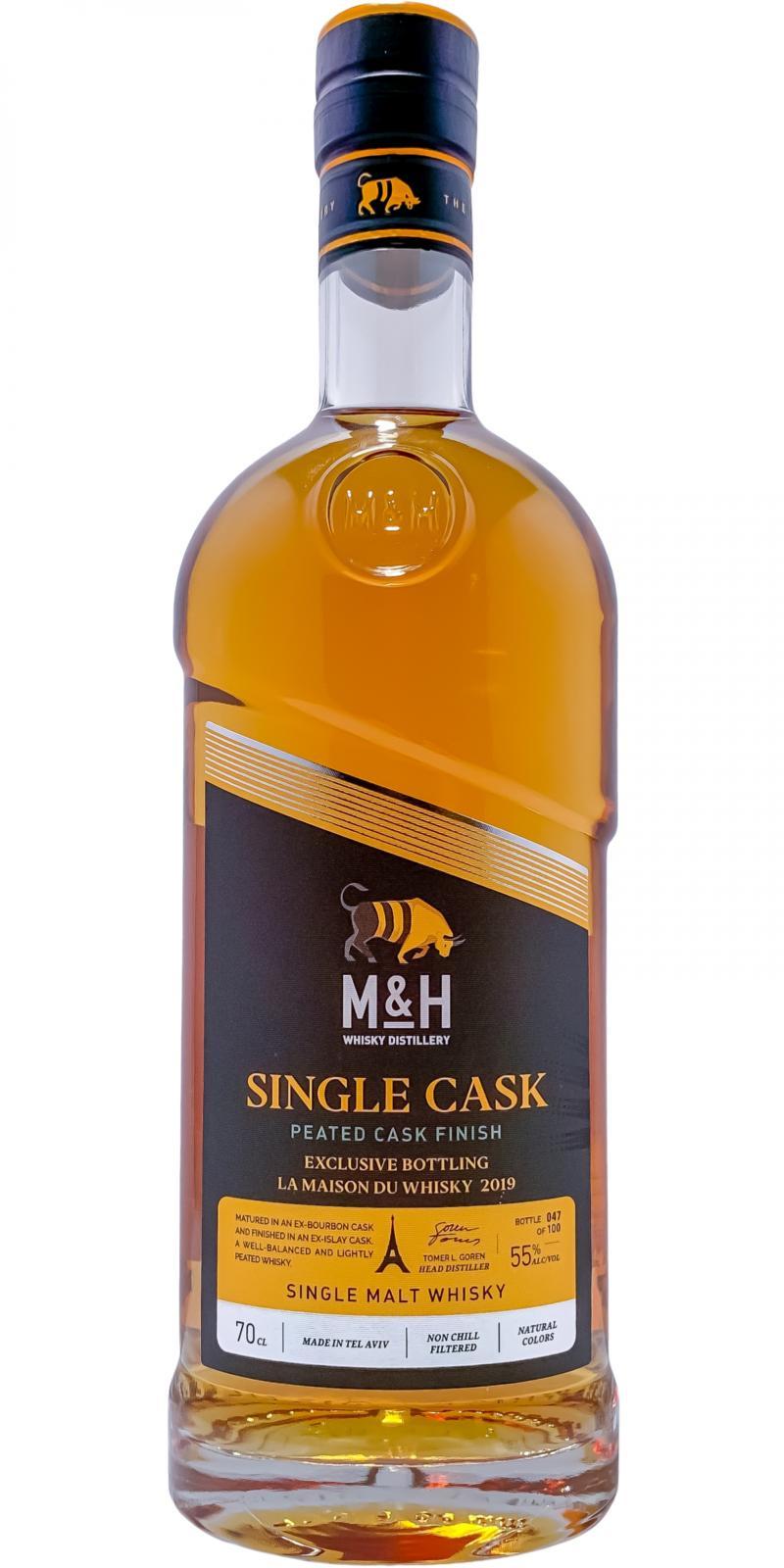 Milk & Honey La Maison du Whisky 2019