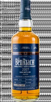 BenRiach 2007 Peated