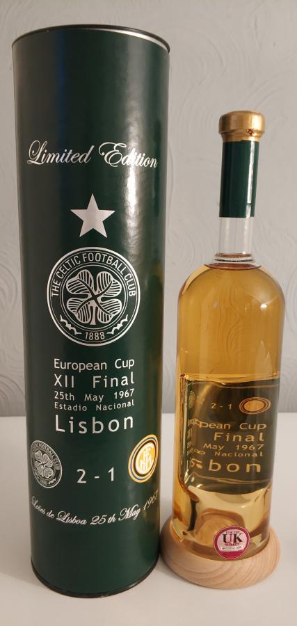 Celtic European Cup XII Finale