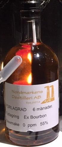 Nordmarkens Ex Bourbon