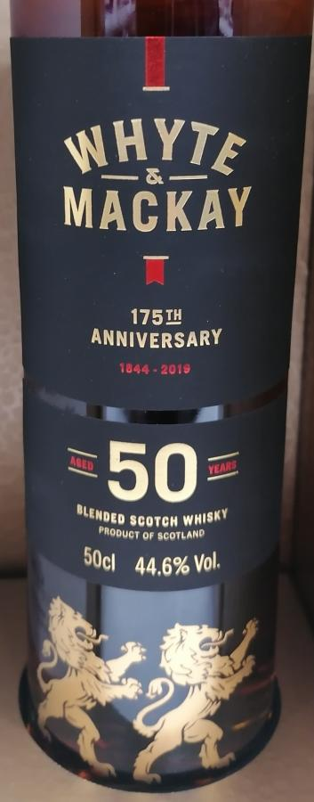 Whyte & Mackay 50-year-old