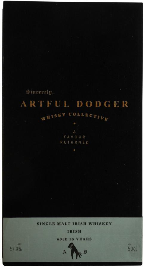 Irish Single Malt Whiskey 2002 ADWC