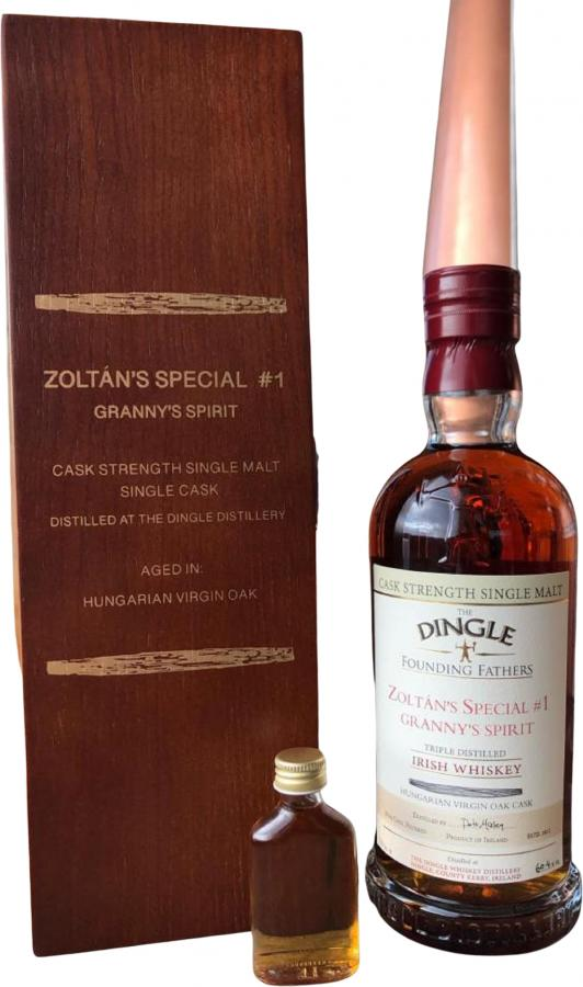 Dingle Zoltán's Special #1 - Granny's Spirit