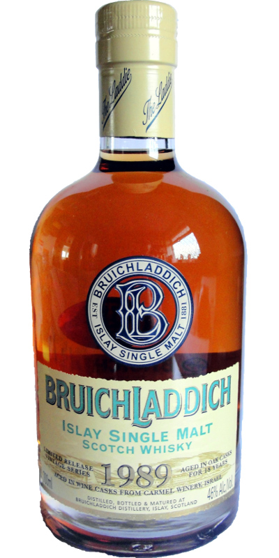Bruichladdich 1989