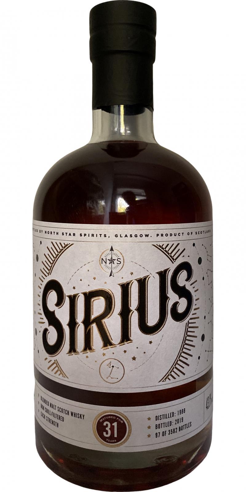 Sirius 1988 NSS