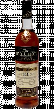 Secret Orkney Distillery 1995 MBl